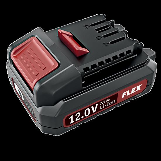 12V, 2.5Ah Lithium-Ion Battery