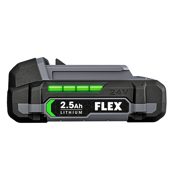 FLEX 24V 2.5Ah Lithium-Ion Battery