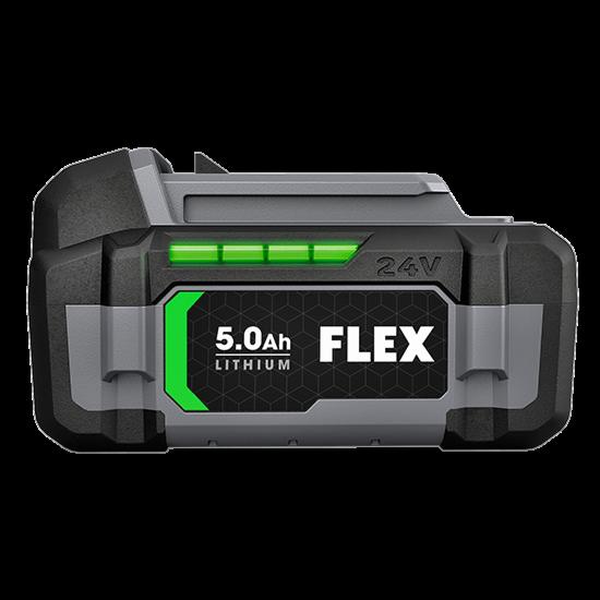 FLEX 24V 5.0Ah Lithium-Ion Battery