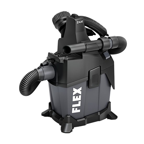 FLEX 24V Jobsite Vacuum Cleaner - Bare Tool