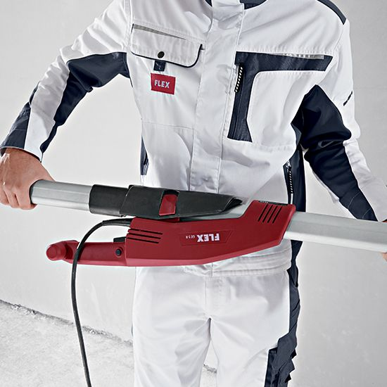 Drywall Sander Giraffe® kit in use