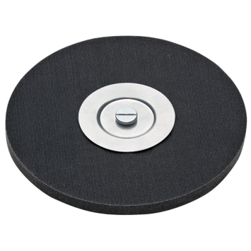 Adapter Backing Pad w/ clamping dish and screw - Super Soft