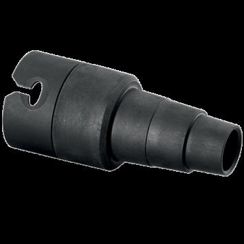 Antistatic vacuum adapter (universal system)