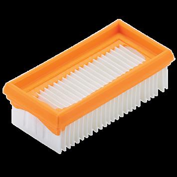 PES flat folded filter