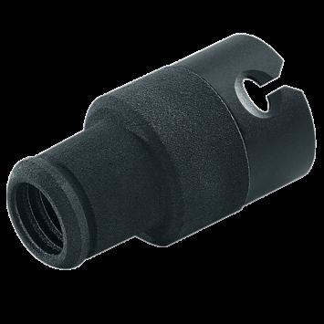 Antistatic vacuum adapter (SAD-C 27 AS)