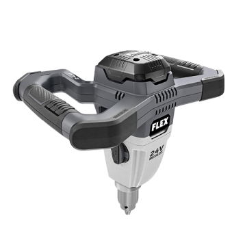 FLEX 24V Mud Mixer, Brushless - Bare Tool