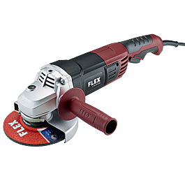 13 Amp 6 inch Trigger Grip Angle Grinder with Lock On