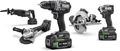 Array of Flex Tools
